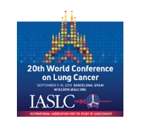 20th World Conference on Lung Cancer 2019