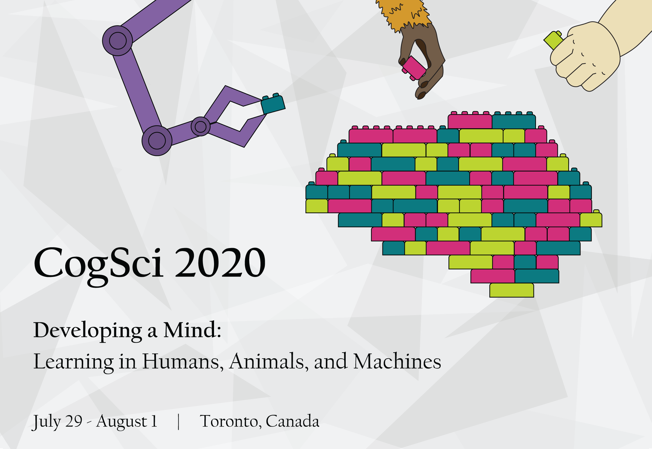 42nd Annual Meeting of the Cognitive Science Society